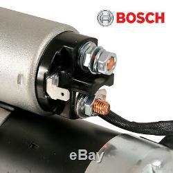 Genuine Bosch Starter Motor to fit Suzuki Jimny SN413 1.3L G13BB 1998 to 2003