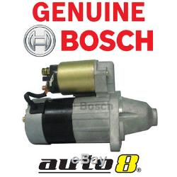 Genuine Bosch Starter Motor to fit Toyota Corolla KE10 1.0L Petrol K Engine