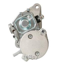 Genuine Starter Motor Fits Toyota Dyna 2.4L (2L) 2.8L (3L) & 3.0L (5L) Diesel