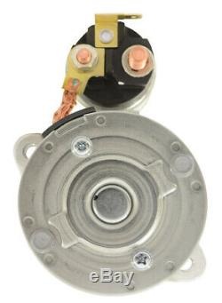 Genuine Starter Motor fits Chrysler Mitsubishi Sigma Scorpion 1.6 1.9 2.0 2.6L