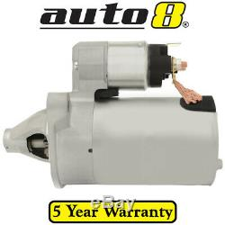 Genuine Starter Motor fits Mitsubishi Cordia AA AB AC 1.6L 1.8L 4G32 4G67 4G37