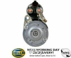HELLA STARTER MOTOR (NEW) 8EA012526-121 (Next Working Day to UK)
