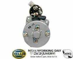 HELLA STARTER MOTOR (NEW) 8EA012528-161 (Next Working Day to UK)
