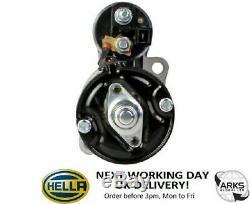 HELLA STARTER MOTOR (NEW) CS1181 2 kW 8EA012527-361 (Next Working Day to UK)