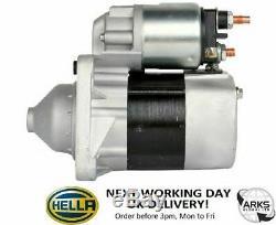 HELLA STARTER MOTOR (NEW) CS1379 08 kW 8EA012526-471 (Next Working Day to UK)
