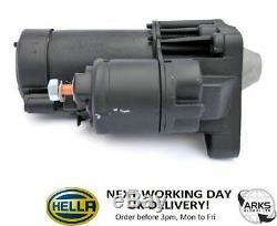 HELLA STARTER MOTOR (NEW) CS681 11 kW 8EA011610-501 (Next Working Day to UK)