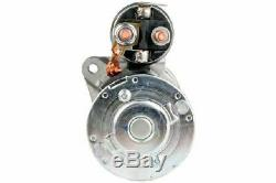 HELLA STARTER MOTOR (NEW) JS349 09 kW 8EA012526-901 (Next Working Day to UK)