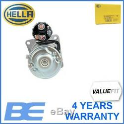 Heavy Duty Genuine Hella Starter Opel Saab Vauxhall Cadillac