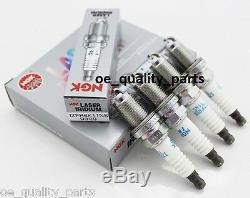 Laser Iridium Genuine NGK 4x Spark Plug Plugs Set Honda Accord VIII Mk8 CU 2.0 i