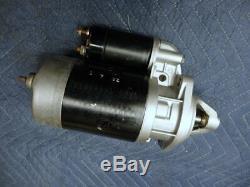 MERCEDES 107 108 111 Genuine Bosch Starter Motor 000 131 30 07 Rebuilt Nice