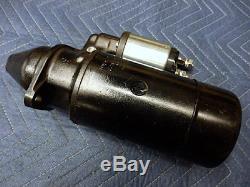 MERCEDES 300 186 188 198 Genuine Bosch Starter Motor EGE 1.3/12 AR 27 Nice