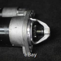 Mercedes Benz E Class C220 BlueTec Engine Starter Motor A6519062800 W212
