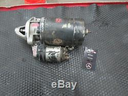 Mercedes Genuine Bosch Starter SR 59X R107 W126 W108 W116