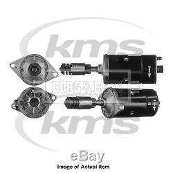 New Genuine BORG & BECK Starter Motor BST2057 Top Quality 2yrs No Quibble Warran