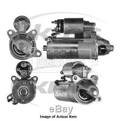 New Genuine BORG & BECK Starter Motor BST2103 Top Quality 2yrs No Quibble Warran