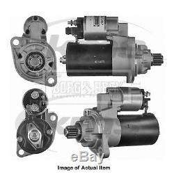 New Genuine BORG & BECK Starter Motor BST2157 Top Quality 2yrs No Quibble Warran
