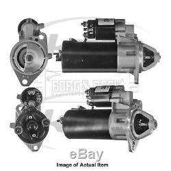 New Genuine BORG & BECK Starter Motor BST2161 Top Quality 2yrs No Quibble Warran