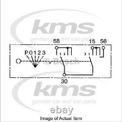 New Genuine BOSCH Ignition Starter Switch 0 342 202 002 Top German Quality
