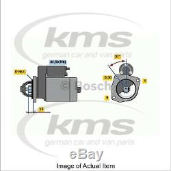 New Genuine BOSCH Starter Motor 0 001 107 490 Top German Quality