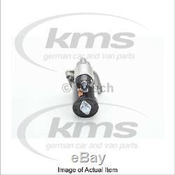 New Genuine BOSCH Starter Motor 0 001 107 525 Top German Quality