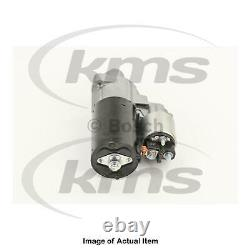 New Genuine BOSCH Starter Motor 0 001 108 250 Top German Quality