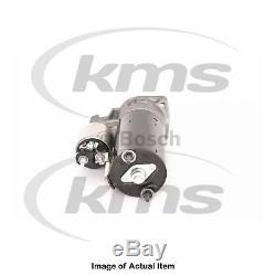 New Genuine BOSCH Starter Motor 0 001 109 011 Top German Quality