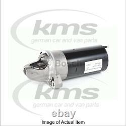 New Genuine BOSCH Starter Motor 0 001 109 288 Top German Quality