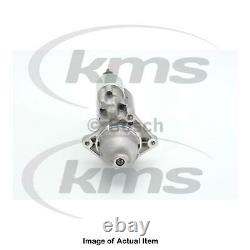 New Genuine BOSCH Starter Motor 0 001 109 462 Top German Quality