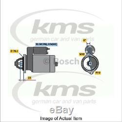 New Genuine BOSCH Starter Motor 0 001 110 071 Top German Quality