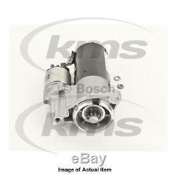 New Genuine BOSCH Starter Motor 0 001 123 002 Top German Quality