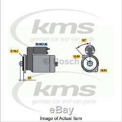 New Genuine BOSCH Starter Motor 0 001 123 026 Top German Quality