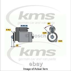 New Genuine BOSCH Starter Motor 0 001 125 605 Top German Quality