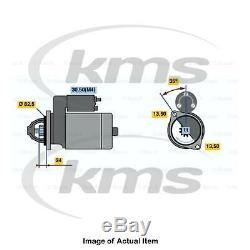 New Genuine BOSCH Starter Motor 0 001 362 059 Top German Quality