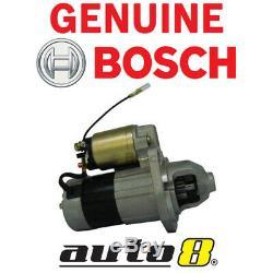 New Genuine Bosch Starter Motor fits Toyota Landcrusier 4.0L Petrol F 2F 3F 3F-E