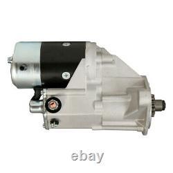 New Genuine Bosch Starter Motor for Toyota Landcruiser Bundera 4.2L Diesel