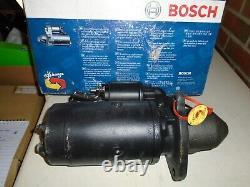 New Genuine Daf 75 Bosch Reman Starter 0986017980 1346162,1287890,1735788