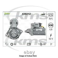 New Genuine VALEO Starter Motor 438212 Top Quality