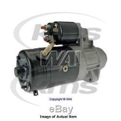 New Genuine WAI Starter Motor 17040N Top Quality 2yrs No Quibble Warranty