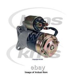 New Genuine WAI Starter Motor 17132N Top Quality 2yrs No Quibble Warranty