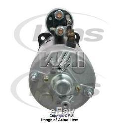 New Genuine WAI Starter Motor 17228N Top Quality 2yrs No Quibble Warranty