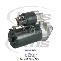 New Genuine WAI Starter Motor 17755N Top Quality 2yrs No Quibble Warranty