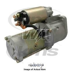 New Genuine WAI Starter Motor 18163N Top Quality 2yrs No Quibble Warranty