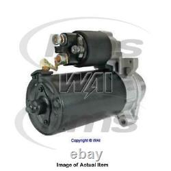 New Genuine WAI Starter Motor 18360N Top Quality 2yrs No Quibble Warranty