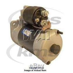 New Genuine WAI Starter Motor 18951N Top Quality 2yrs No Quibble Warranty