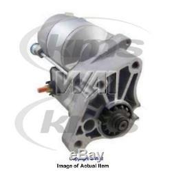 New Genuine WAI Starter Motor 19030N Top Quality 2yrs No Quibble Warranty