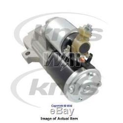 New Genuine WAI Starter Motor 19042N Top Quality 2yrs No Quibble Warranty