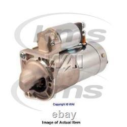 New Genuine WAI Starter Motor 33173N Top Quality 2yrs No Quibble Warranty