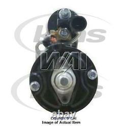 New Genuine WAI Starter Motor 33194N Top Quality 2yrs No Quibble Warranty