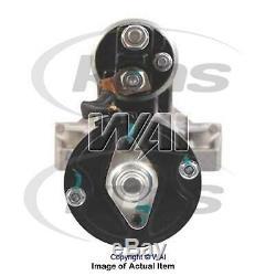 New Genuine WAI Starter Motor 33278N Top Quality 2yrs No Quibble Warranty