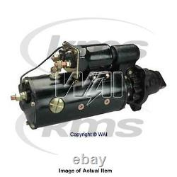 New Genuine WAI Starter Motor 4930N Top Quality 2yrs No Quibble Warranty